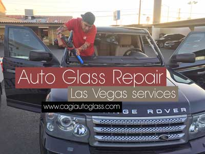 glass repair las vegas services