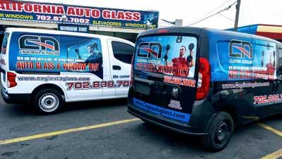 auto glass repair las vegas nv