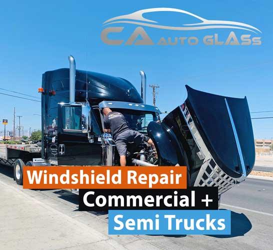 Commercial Windshield Repair Las Vegas