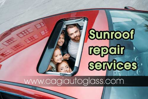 las vegas auto sun roof replacement services