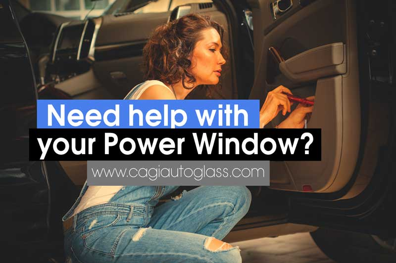 Power Window Regulator Repair
