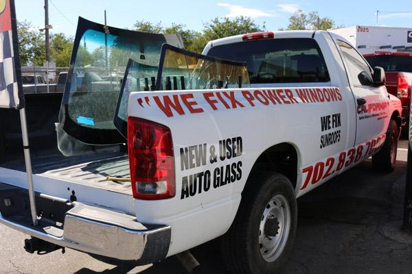 mobile auto glass repair las vegas