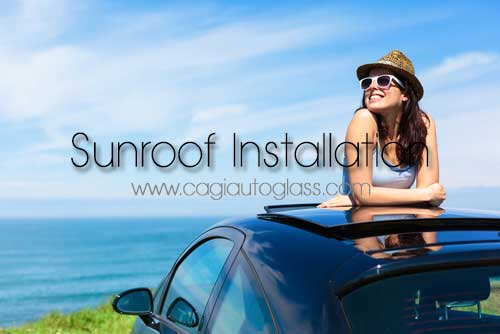 auto sunroof installation las vegas