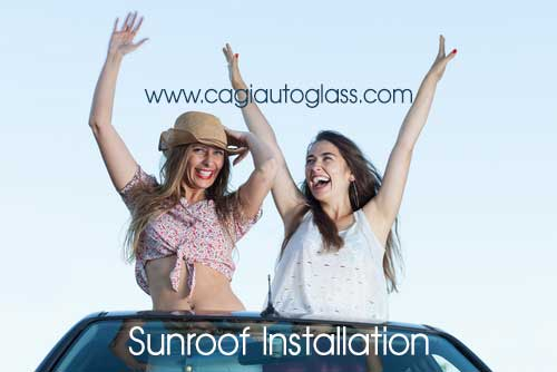 sunroof installation near me las vegas