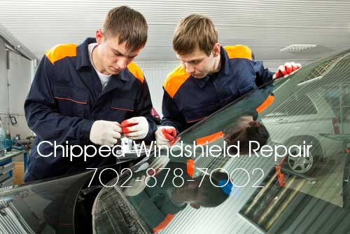 how to fix a chipped or cracked windshield las vegas